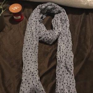 Aerie star scarf